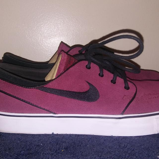 competitive price 7340e ce0ac Best Nike Sb Zoom Stefan Janoski Burgundy for sale in Worcester,  Massachusetts for 2019