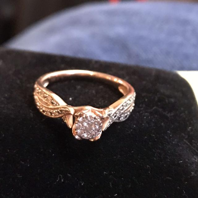 cbdc11522 Best Kay Jewelers Rose Gold Engagement Ring for sale in Port Huron,  Michigan for 2019