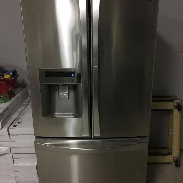 Find More Kenmore Elite Refrigerator 31 Cuft With French Doors And