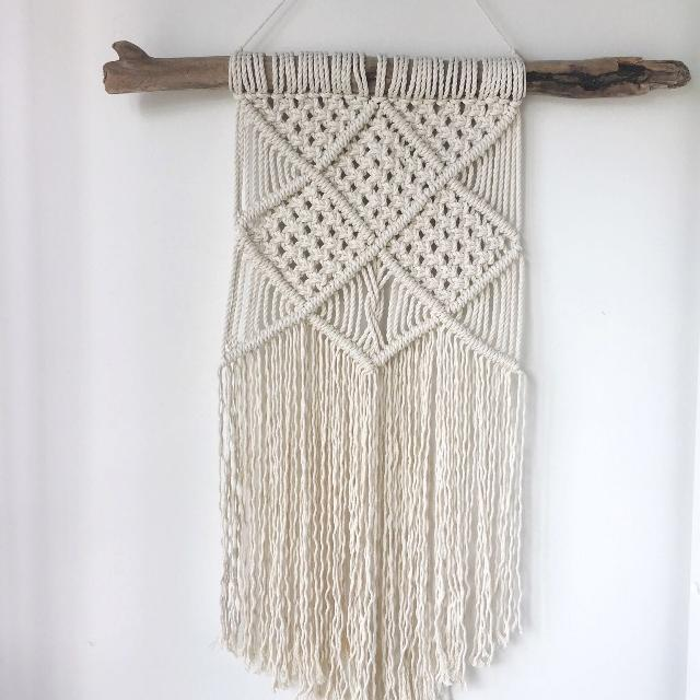 Find More Medium Driftwood Macrame Wall Hanging For Sale At Up To 90