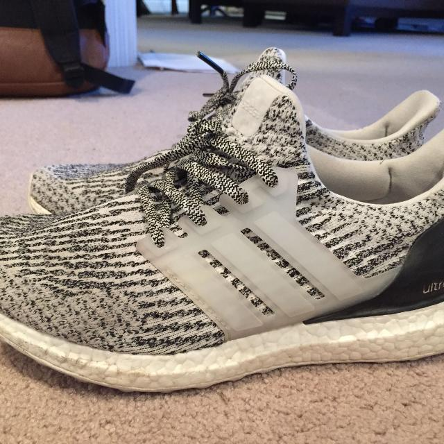 1689977ddf4a5 Find more Adidas Ultra Boost Oreo 3.0 for sale at up to 90% off