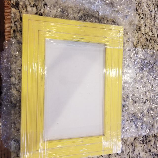 Find more Sunshine Yellow 8 X 12 Custom Made Frame for sale at up to ...