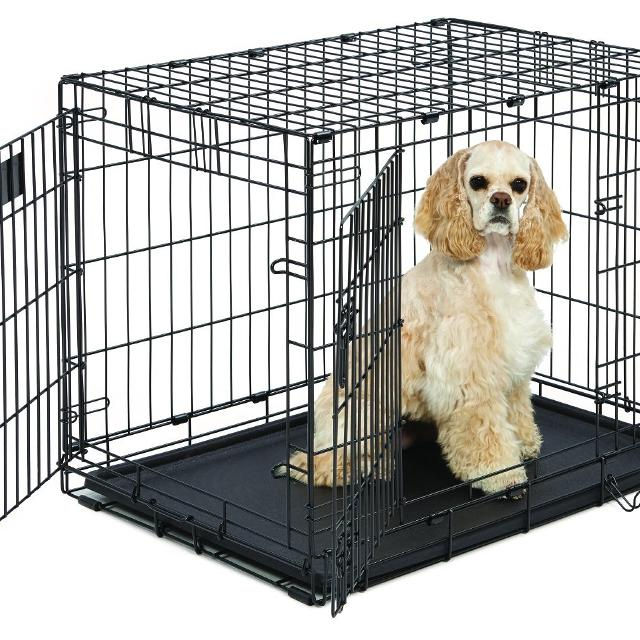 Find More Midwest Life Stages Heavy Duty Folding Metal Dog Crates