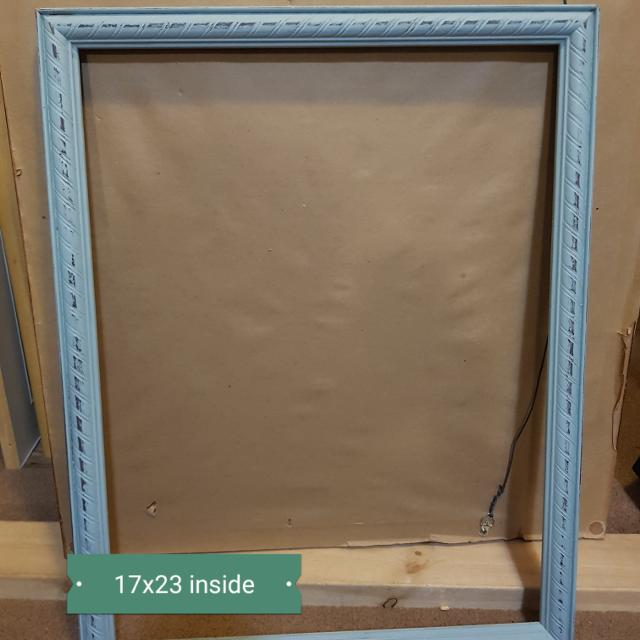 Find more Refinished Wood Open Back Frame for sale at up to 90% off