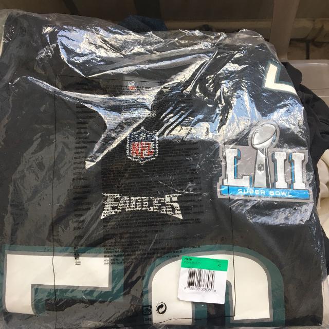 wholesale dealer d646e 77e0c Philadelphia Eagles Championship Jersey BRAND NEW
