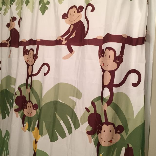 Best Monkey Shower Curtain For Sale In Ottawa Ontario 2018