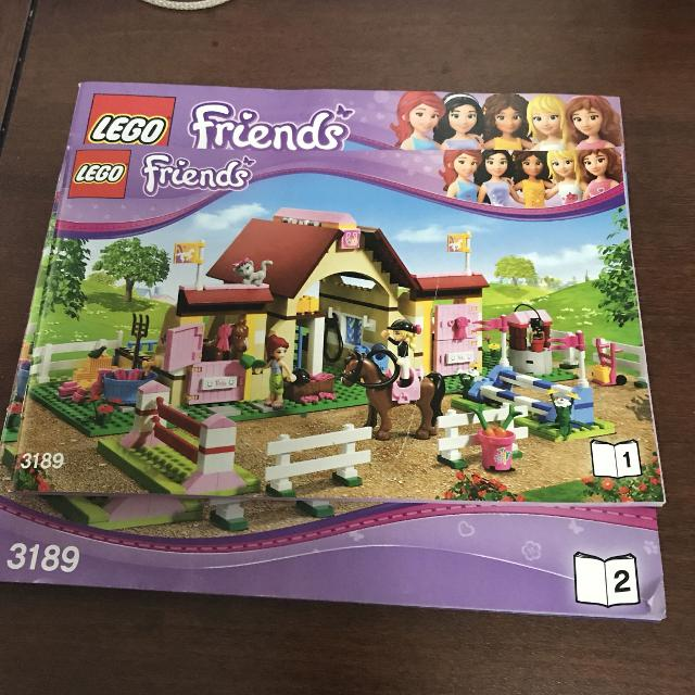 Find More Lego Friends Heartlake Stables Retired Product For Sale