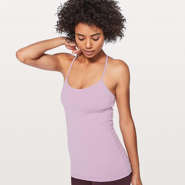 51481850d0b Best Lululemon Power Pose Y Tank Top Size 4 for sale in Victoria, British  Columbia for 2019