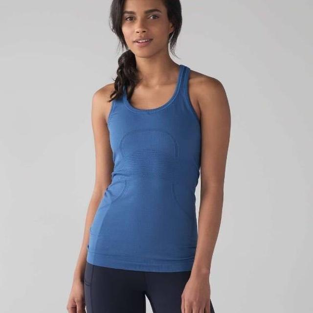 5f960cdd96fa4 Best Lululemon Swiftly Tech Racerback Tank Top Size 4 for sale in Victoria