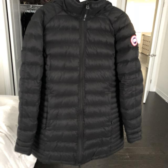 514c13a6e672d Find more Authentic Canada Goose Brookvale Hooded Coat for sale at ...