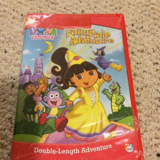 Best Dora Dvd Fairytale Adventure For Sale In Clarington