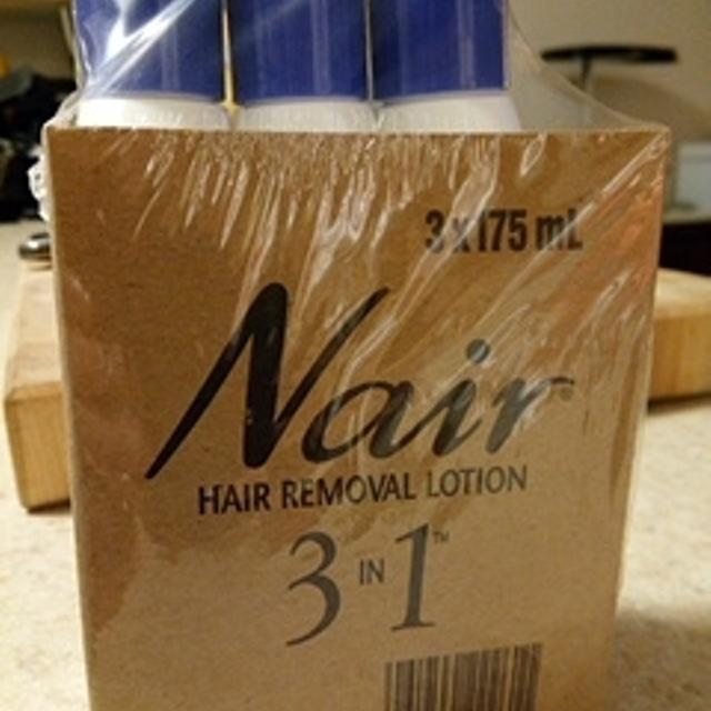 Find More Nair 3 In 1 Hair Removal Lotion 175 Ml X3 For Sale At
