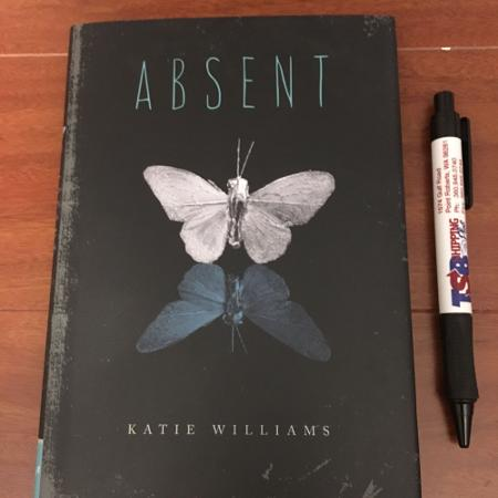 """Brand new Hardcover book """"Absent"""" by... for sale  Canada"""