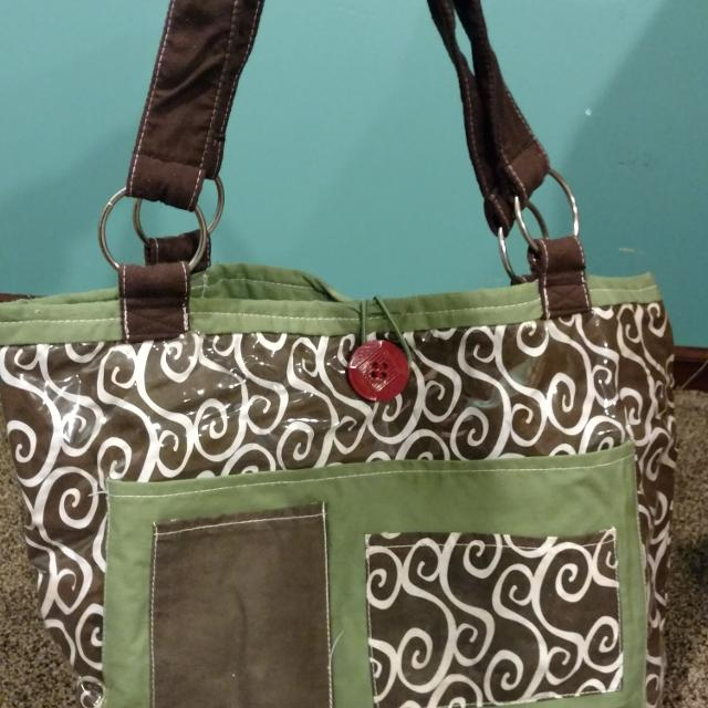 2 Red Hens Diaper Bag Accessories