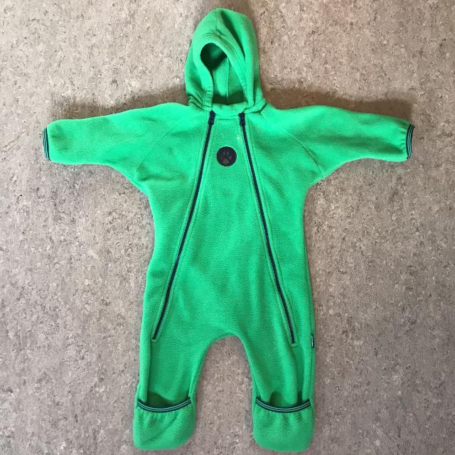 e2659318a629 Find more Euc Mec Fleece Bunting Suit    Size 12m for sale at up to ...