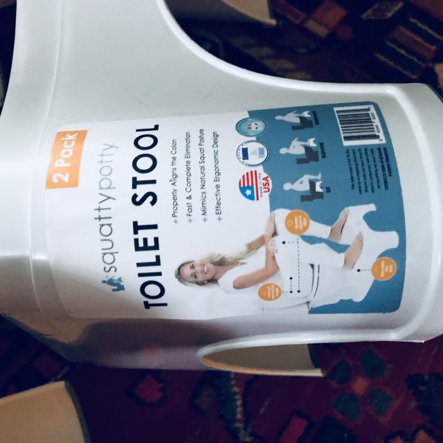 2fee892bd88 Find more 2 Brand New Squatty Potty for sale at up to 90% off