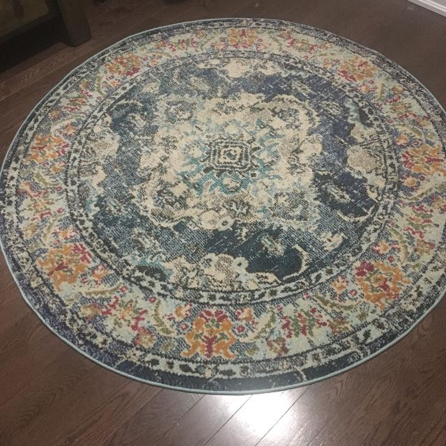 Best 5 Foot Round Area Rug For Sale In Innisfil Ontario