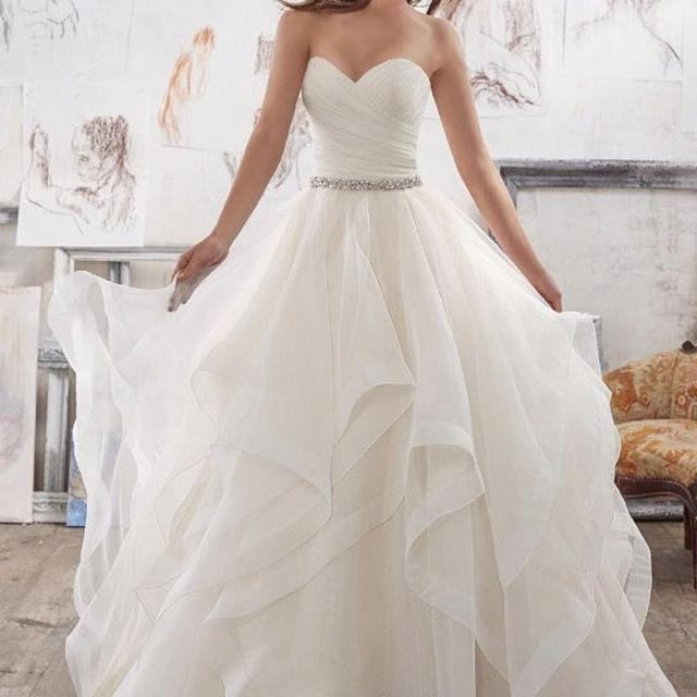 Best Beautiful Ball Gown Wedding Dress for sale in Scarborough ...