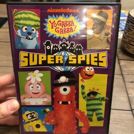 DVD: Yo Gabba Gabba - Super Spies for sale  Canada