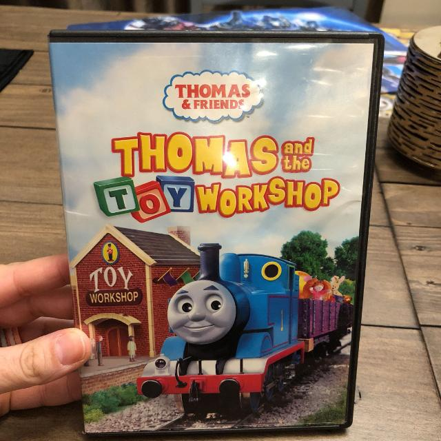 best dvd thomas friends thomas and the toy workshop for sale in