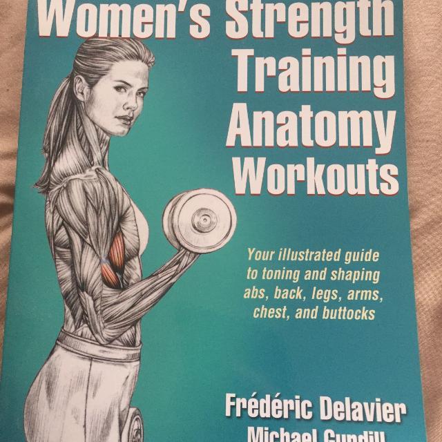 Best Womens Strength Training Anatomy Workouts For Sale In Dollard