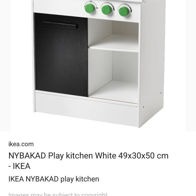 Ikea play kitchen hardly used £15