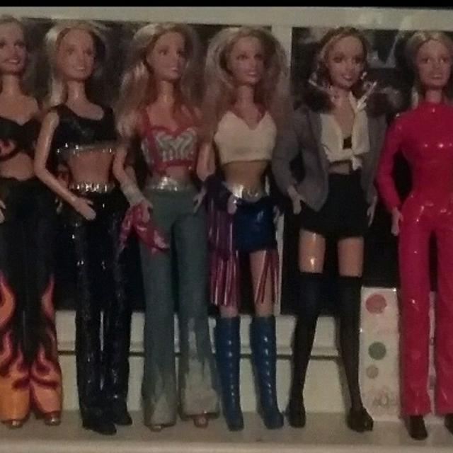 Best Britney Spears Iconic Doll Collection For Sale In Scranton
