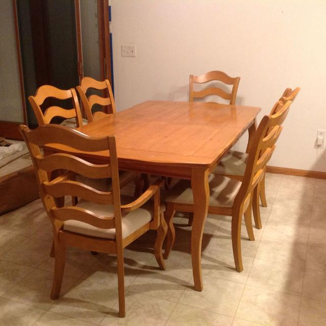 dining room table with 6 chairs - Chairs For Dining Room Table