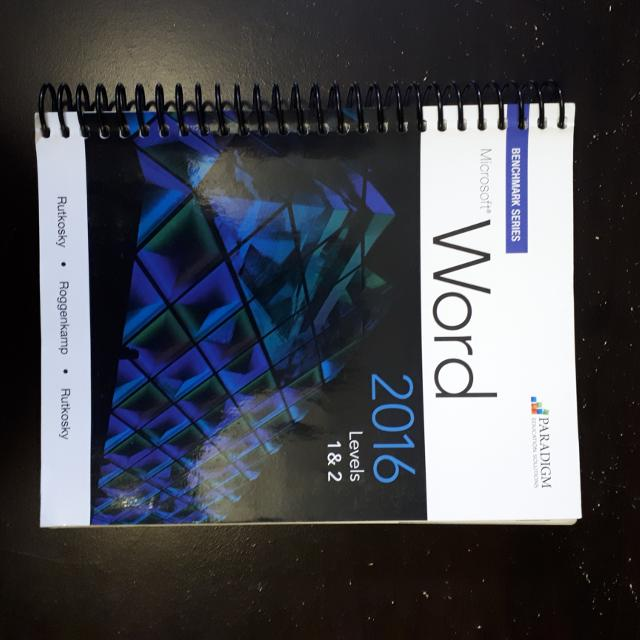 best microsoft word textbook for sale in sarnia ontario for 2018