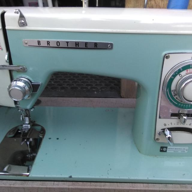Best Vintage Brother Sewing Machine For Sale In Corpus Christi Custom Brothers Sewing Machine