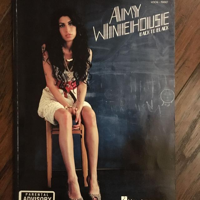 Find more Amy Winehouse Piano/guitar Chord Book for sale at up to 90 ...