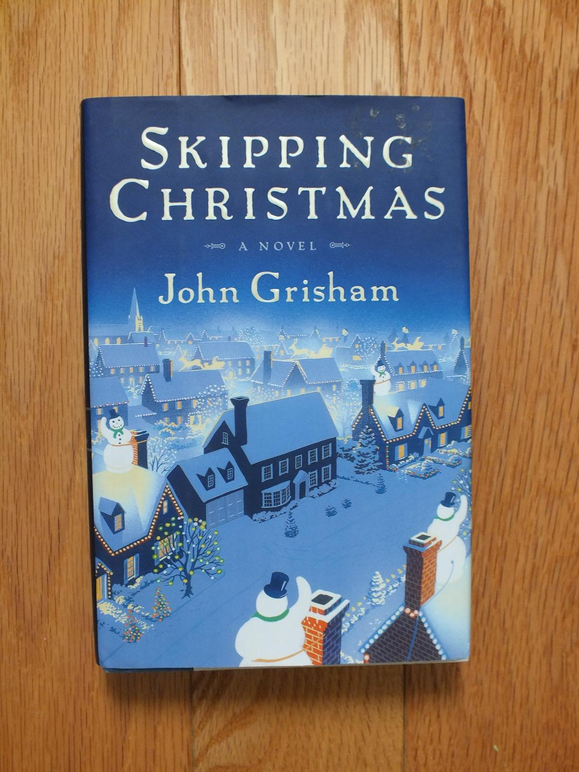 best skipping christmas by john grisham hard cover for sale in dollard des ormeaux quebec for 2018 - Skipping Christmas
