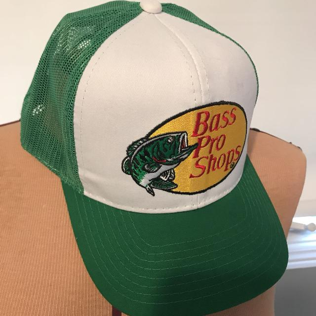 348b40e943d78 Find more Green Bass Pro Shop Hat for sale at up to 90% off