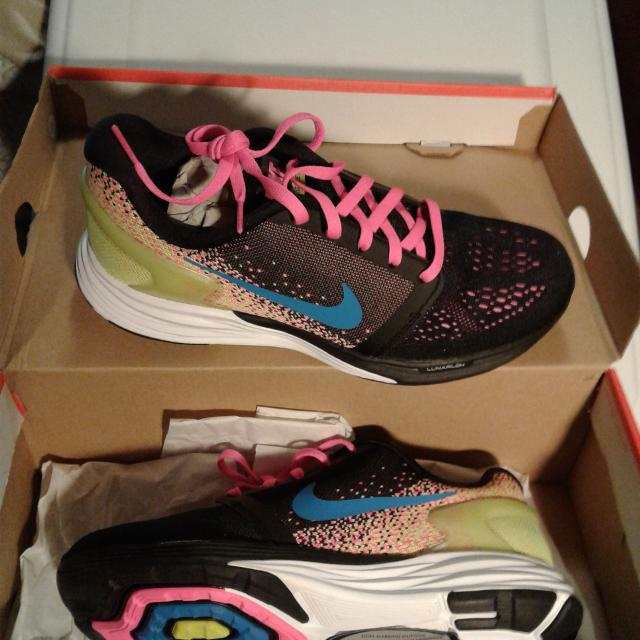 664598519 Best Nike Lunarglide 7 Girls  Running Shoes Black Size 5y (new Item) for  sale in Clarksville