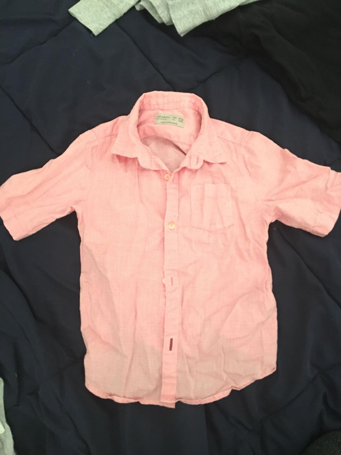 Best Euc Boys Dress Shirt Size 45 For Sale In Stouffville Ontario