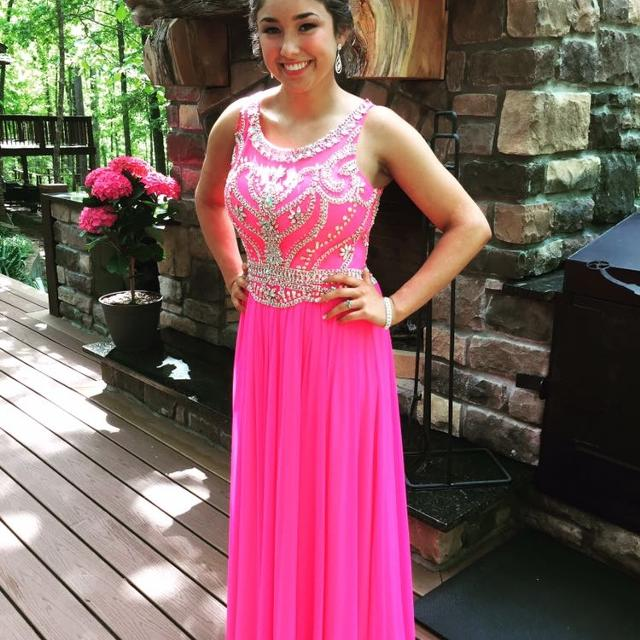 Best Tiffany Prom Dress for sale in Sumter, South Carolina for 2018