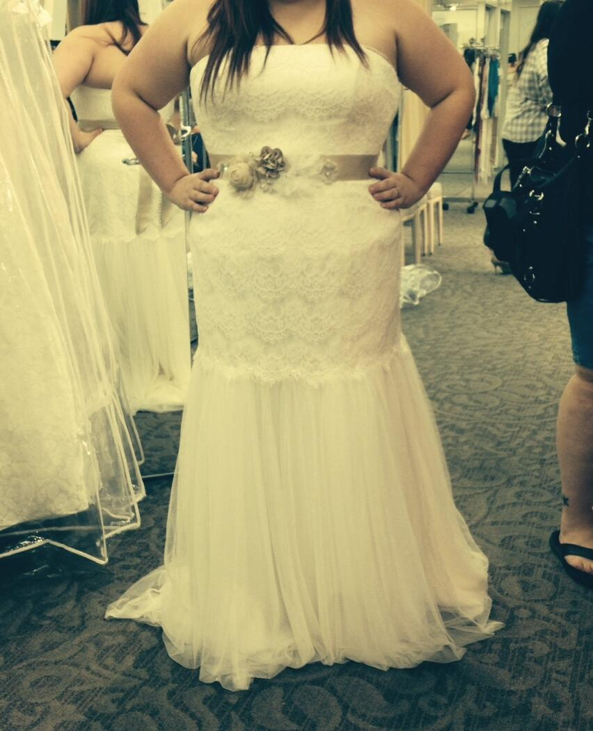 discount coupon attractive & durable genuine Size 20 wedding dress and belt