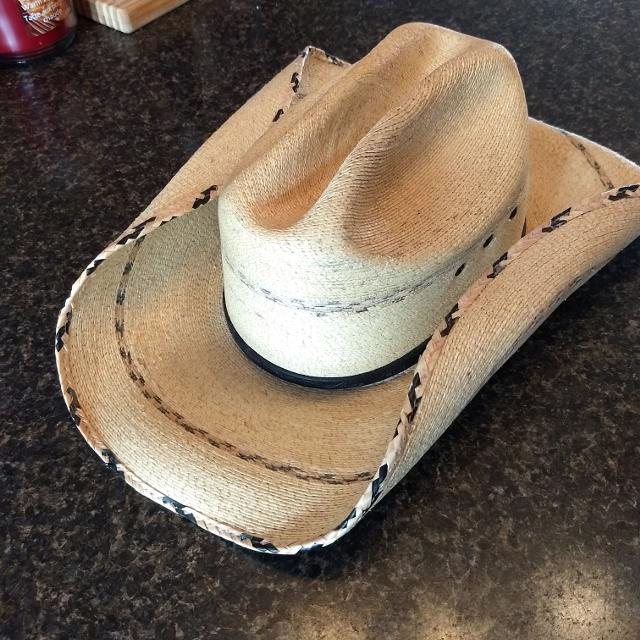 Find more Kenny Chesney Blue Chair Bay Cowboy Hat for sale at up to ... 15ed52f535e9