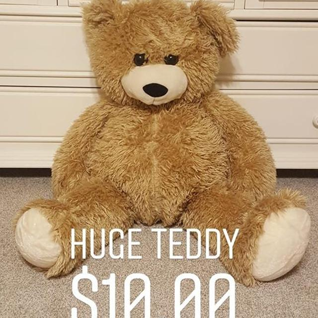 best oversized teddy bear for sale in mchenry illinois for 2018