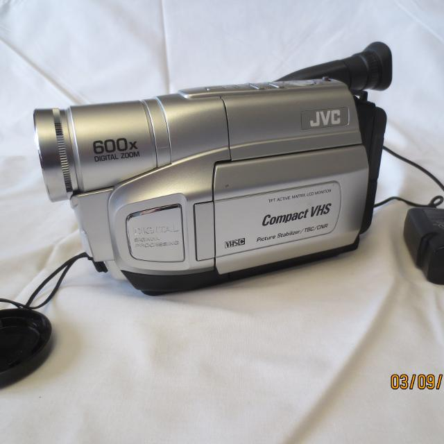 Find More Jvc Compact Vhs Camcorder For Sale At Up To 90 Off