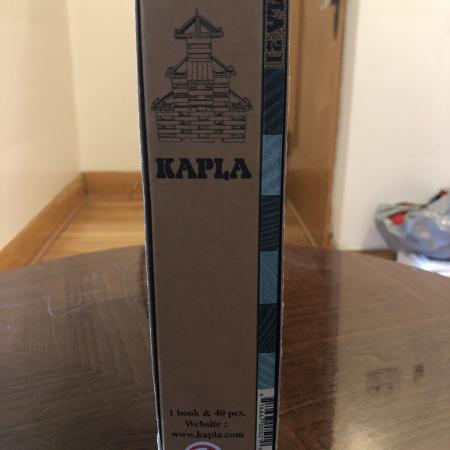 Kapla Blue Blocks and book for sale  Canada