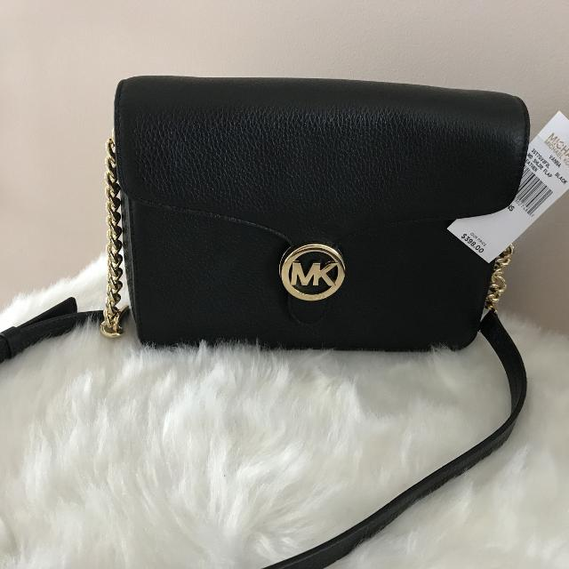 b5cda5f54fea Best New!!! Authentic Michael Kors Leather Handbag for sale in ...