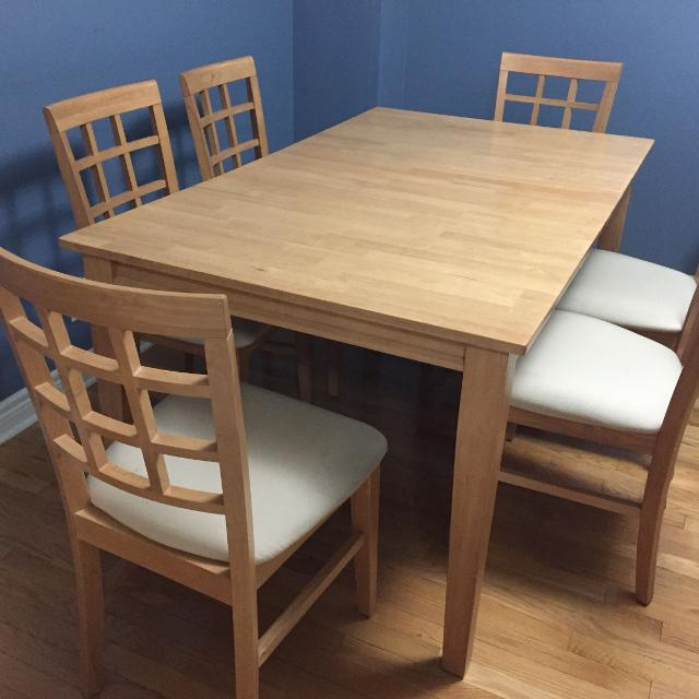 Best Dining Table Set For Sale In Etobicoke Ontario 2018