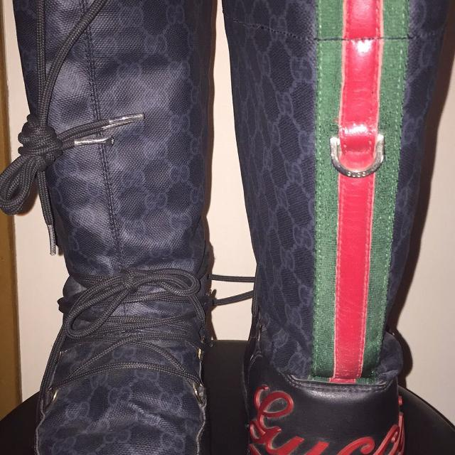 1fa0c81e4 Best Gucci Moon Boot. Winter Boot. for sale in Calgary, Alberta for 2019