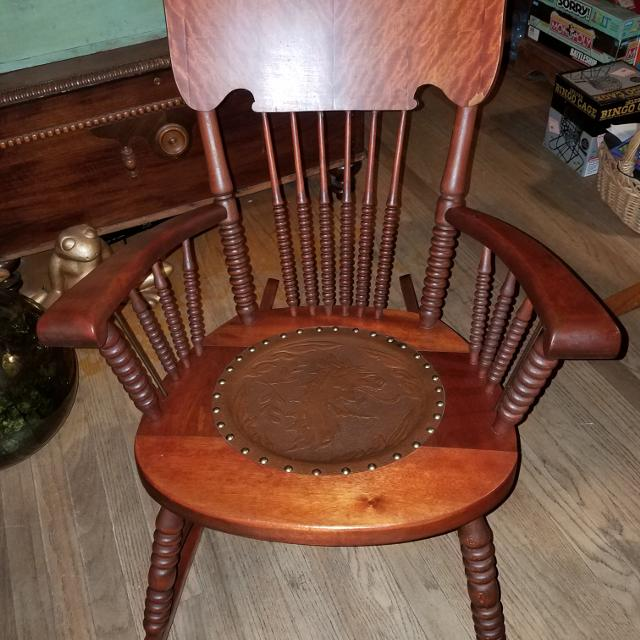 Antique spindle rocking chair - Find More Antique Spindle Rocking Chair For Sale At Up To 90% Off