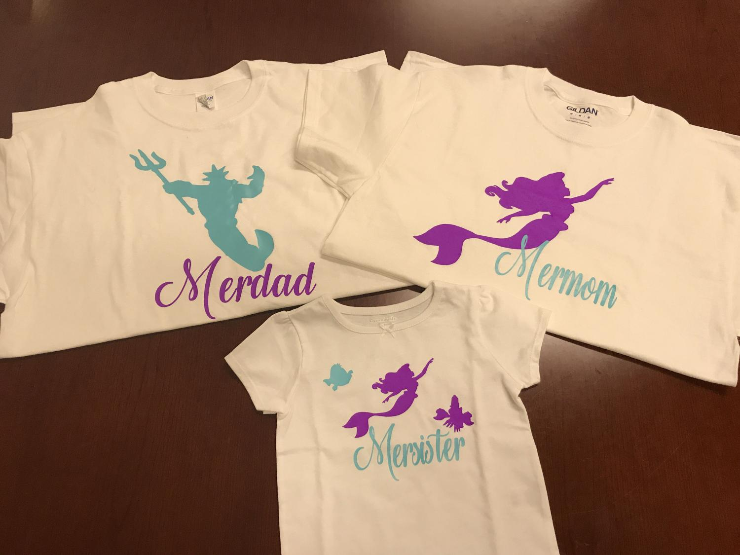 Best Customized Little Mermaid Birthday Shirts For Sale In Boyertown Pennsylvania 2019