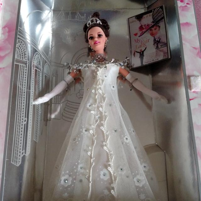 Best New My Fair Lady Collector Edition Barbie for sale in Piatt ...