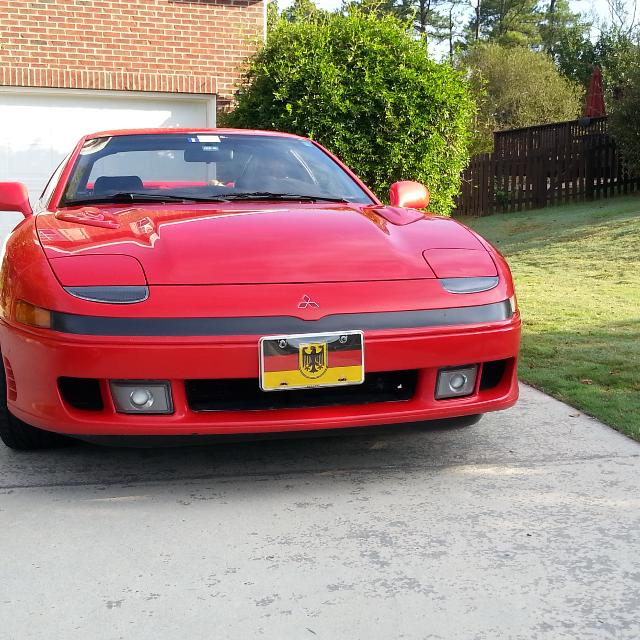 best 1992 mitsubishi 3000gt vr4 for sale in cameron, north carolina