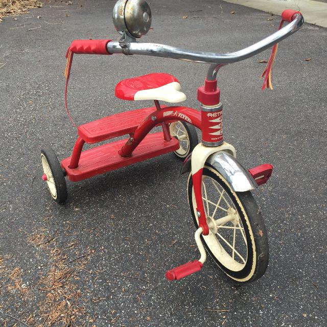 Best Retro Radio Flyer Tricycle for sale in Richmond, Virginia for 2018