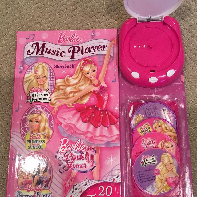 find more barbie storybook and music player for sale at up to 90 off